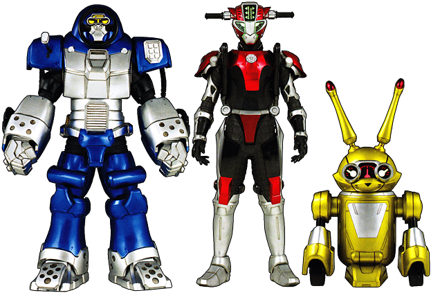 Ranger Select | Power Rangers Beast Morphers » Beast Bots
