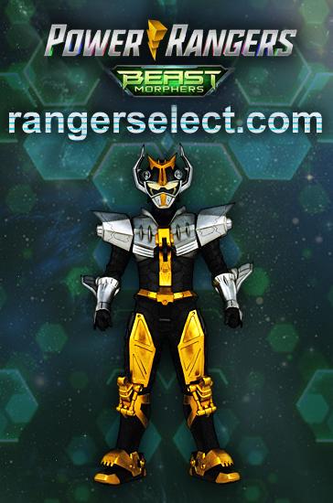 Ranger Select   Power Rangers Beast Morphers » Collection