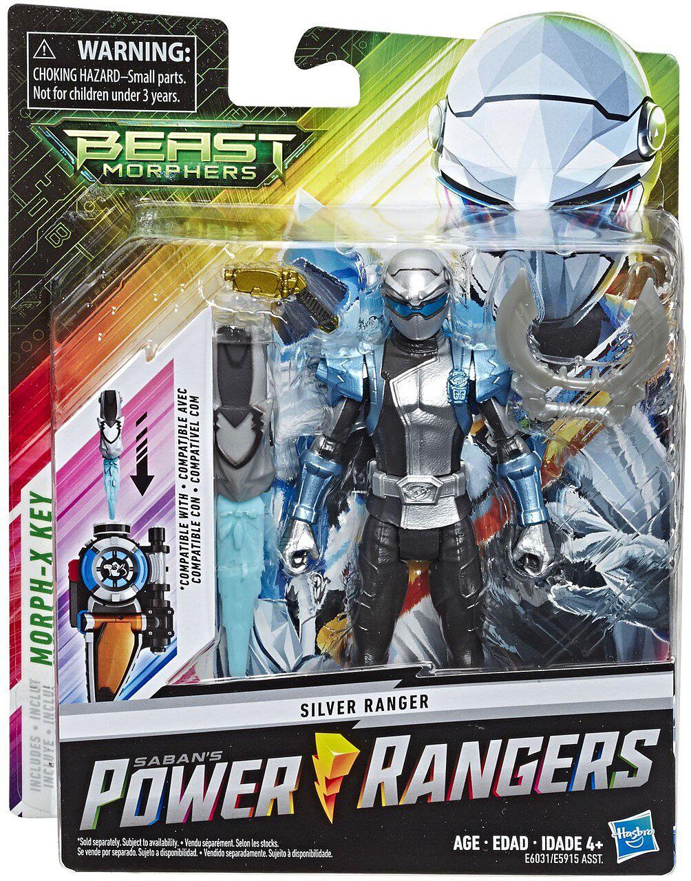 Ranger Select | Power Rangers Beast Morphers » Merchandise